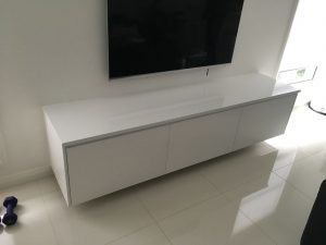 Custom Made TV Units Sydney